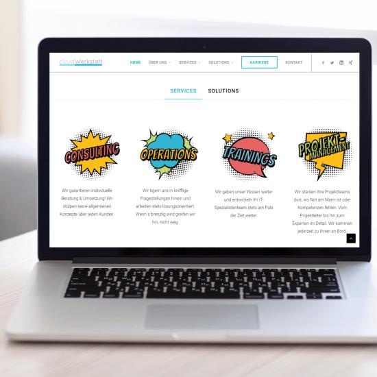 Service_Homepage_Cloudwerkstatt